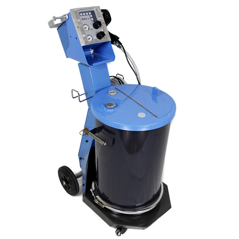 Industrial Electrostatic Powder Coating Spray Machine