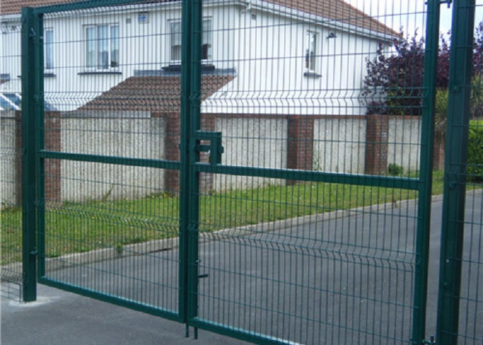 Powder Coating Fence, Rails, Gates