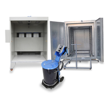 Economical Powder Coating Equipment Package