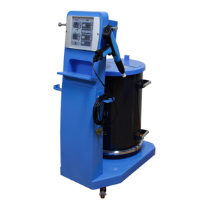 Electrostatic Powder Coating Spray Equipment Hopper Unit