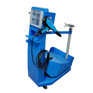 Box Feed Powder Coating Gun for Fast Color Change